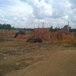 Proyek Pembangungan Rumah Khusus di Batanghari Mulai Berjalan