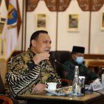 Ketua KPK Ingatkan Kepala Daerah di Jambi Tingkatkan Integritas dan Jangan Bebani Staf Dengan Upeti
