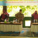 Wawako Maulana Membuka dan Menjadi Narasumber Pelatihan Kepemimpinan Yang Diadakan oleh BKOW Kota Jambi