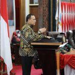 Ketua KPK Ingatkan DPRD Jambi, RAPBD Harus Utamakan 7 Indikator Kesejahteraan Umum