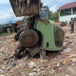 Armada Mobil Sampah DLH Kota Lubuklinggau Seperti Rongsokan, Dana Perawatan Dipertanyakan
