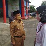 Wakil Walikota Maulana Menutup Latsar CPNS Gol.lll dan ll Angkatan l s.d.lV Pemkot Jambi Tahun 2021