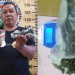 Simpan Narkoba di Bawah Rak TV, Saparudin Diamankan Satres Narkoba Polres Mura